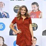 Carlota Boza en la presentación de la temporada 11 de 'La que se avecina'