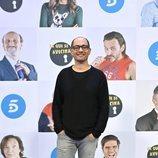 Jordi Sánchez en la presentación de la temporada 11 de 'La que se avecina'