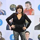 Loles León en la presentación de la temporada 11 de 'La que se avecina'