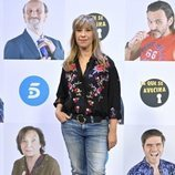 Nathalie Seseña en la presentación de la temporada 11 de 'La que se avecina'