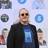 Carlos Areces en la presentación de la temporada 11 de 'La que se avecina'