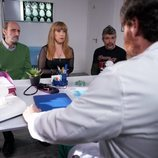 Enrique, Coque y Berta visitan la consulta del médico en 'La que se avecina'