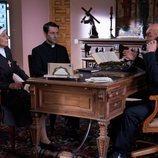 El padre Alejandro en una escena del episodio 11x09 de 'La que se avecina'