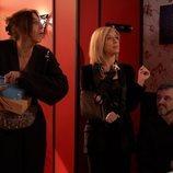 La Chusa, Maite y Josito en una escena del episodio 11x09 de 'La que se avecina'