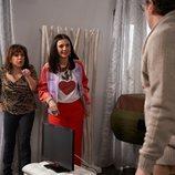 Mechu y Yoli hablan con Bruno en el 11x09 de 'La que se avecina'