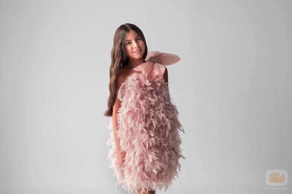 Karina Ignatyan, representante de Armenia en el Festival de Eurovisión Junior 2019