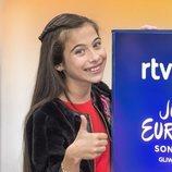 Melani García representa a España en Eurovisión Junior 2019