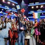 Los representantes de Eurovisión Junior 2019 en la Ceremonia de Inauguración