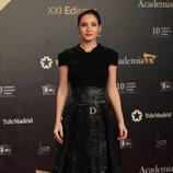 Ivana Baquero en la alfombra roja de los Premios Iris 2019