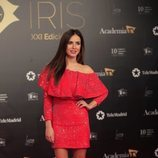 Paula Prendes en los Premios Iris 2019