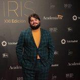 Brays Efe en los Premios Iris 2019