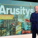 Alfonso Arús, presentador de 'Arusitys prime'