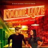 Póster oficial de 'Foodie Love', la primera serie de Isabel Coixet