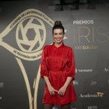 Eva Soriano en los Premios Iris 2019