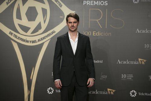 Gonzalo Ramos viste de esmoquin en los Premios Iris 2019