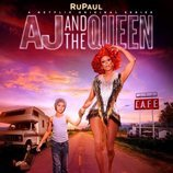 Póster de 'AJ and The Queen', la sitcom de Netflix con RuPaul