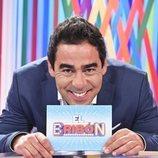 Pablo Chiapella es el conductor de 'El bribón'