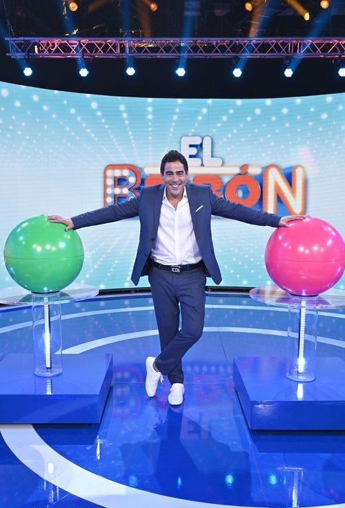 Pablo Chiapella conduce 'El bribón'