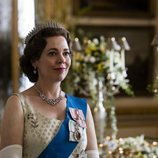 Olivia Colman es la reina Isabel en la tercera temporada de 'The Crown'