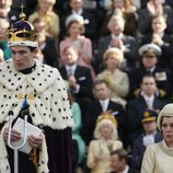 Josh O'Connor es el príncipe Carlos en la tercera temporada de 'The Crown'