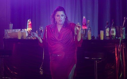Mariona Terés como Samira, en la temporada 20 de 'Cuéntame cómo pasó'