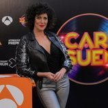 Rocío Madrid en la presentación de 'Tu cara me suena 8'