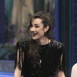 Adara, sonriente en la Gala 12 de 'GH VIP 7'