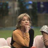 Mila Ximénez, pensativa en la Gala 12 de 'GH VIP 7'