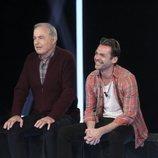 Hugo Castejón se reeencuentra con su padre en la Gala 12 de 'GH VIP 7'