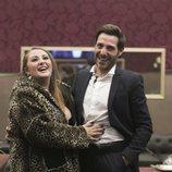 Antonio David Flores y Rocío Flores en la Gala 12 de 'GH VIP 7'