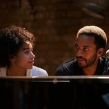 Amandla Stenberg  y André Holland en 'The Eddy'