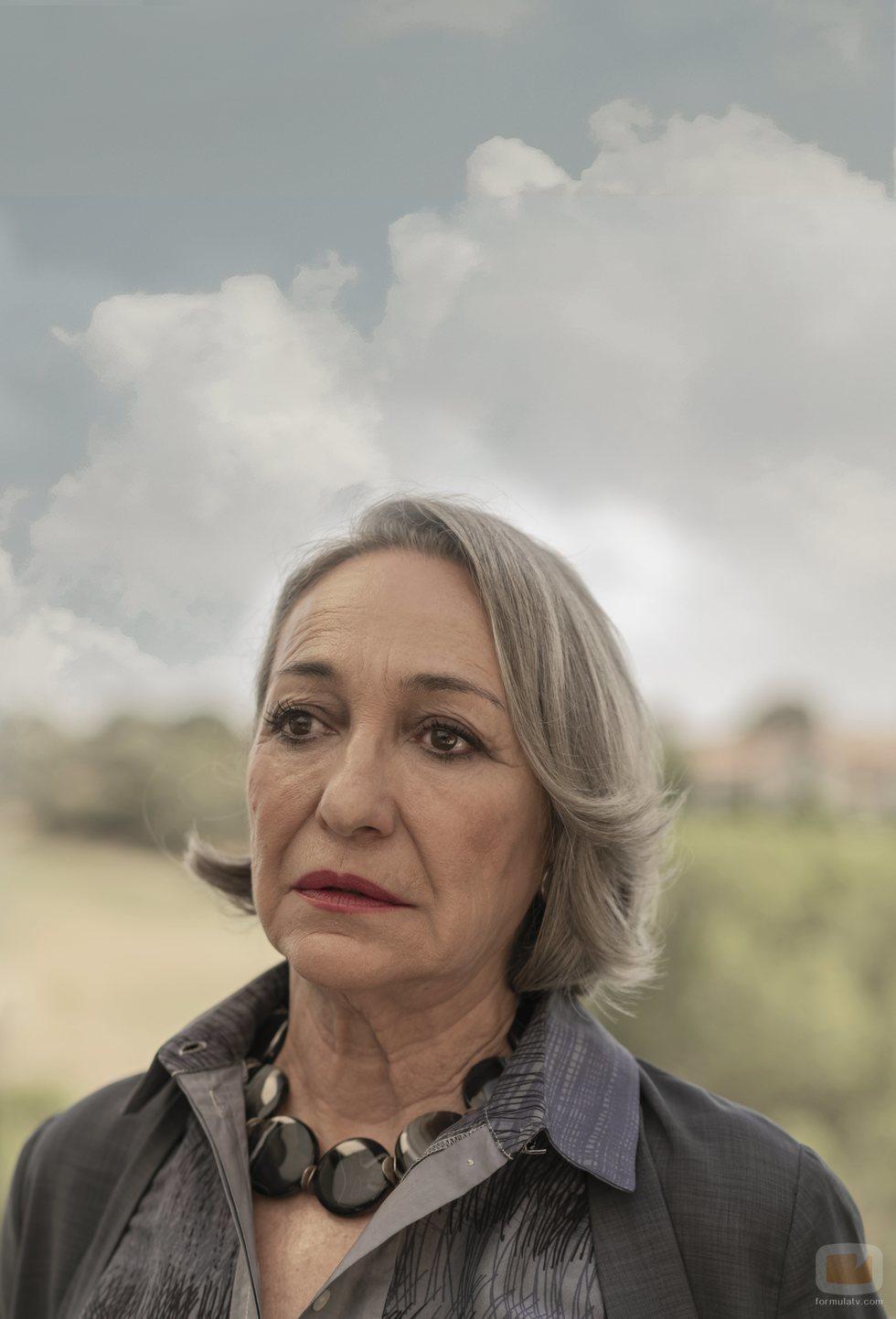 Miriam (Luisa Gavasa), la madre de Daniel en 'El nudo'