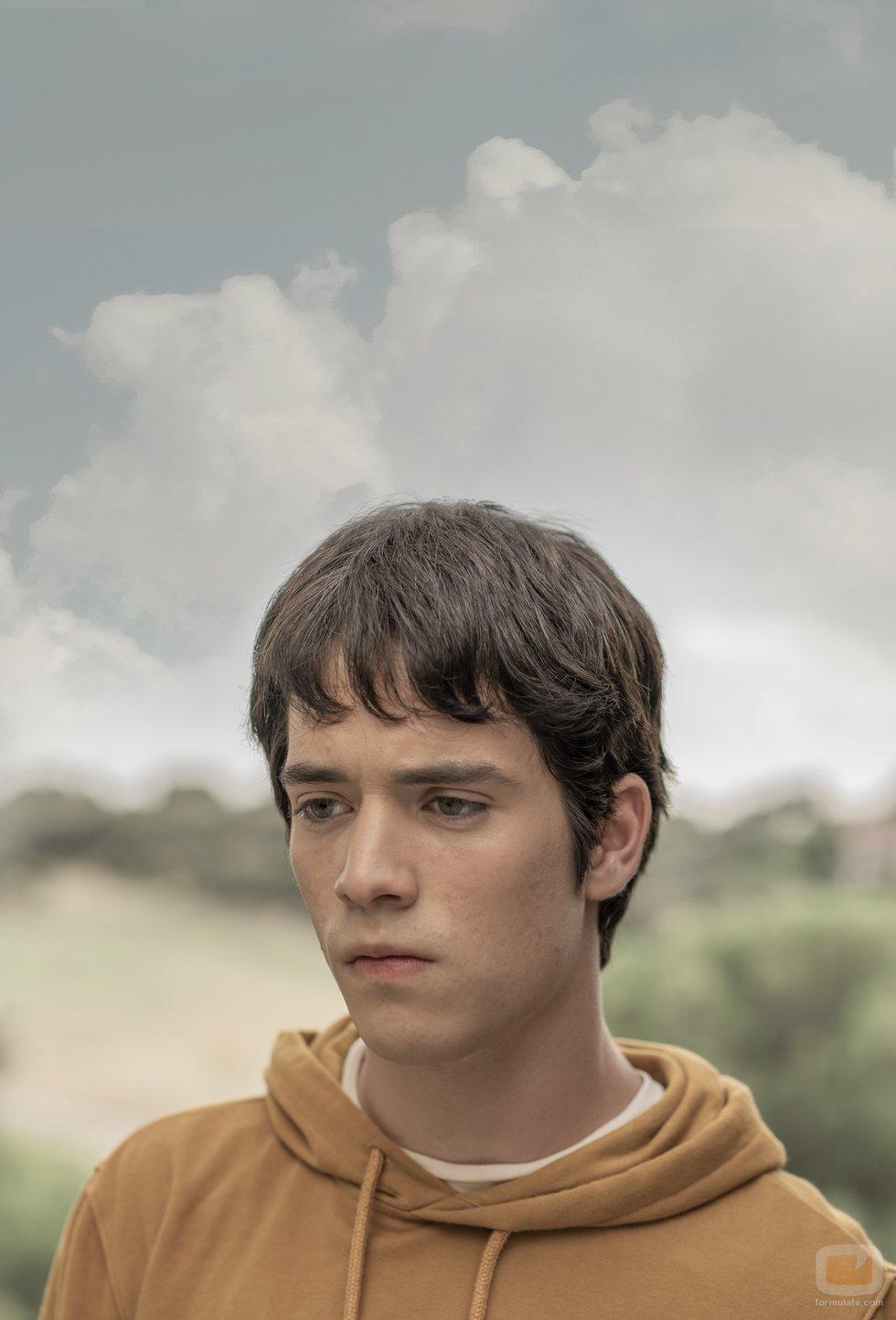Marcos Ruiz interpreta a Nico en 'El nudo'