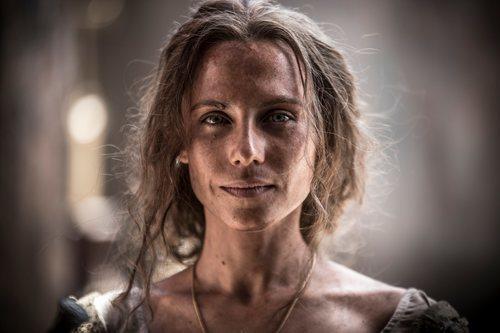 Aura Garrido es Doña Juana en 'Hernán'