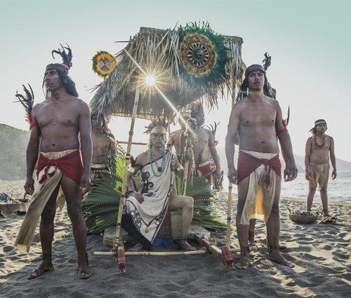 Una escena de 'Hernán', la serie de Amazon Prime Video