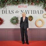 Susi Sánchez, en la presentación de 'Días de Navidad'