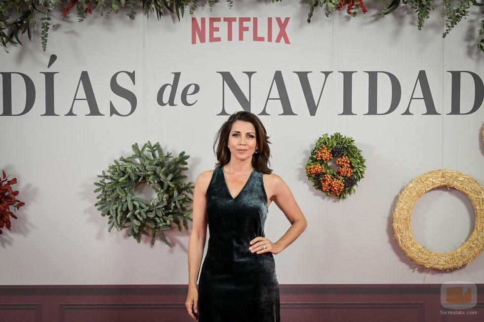 Alicia Borrachero, en el preestreno de 'Días de Navidad'
