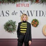 Anna Moliner, en la presentación de 'Días de Navidad'