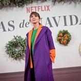 Victoria Abril, en el preestreno de 'Días de Navidad'