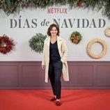Samantha Vallejo-Nágera, en la presentación de 'Días de Navidad'