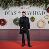 Miguel Carrizo, en el preestreno de 'Días de Navidad'