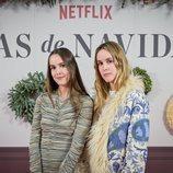 Helena y Lucía Cuesta, juntas en el preestreno de 'Días de Navidad'