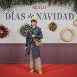 María Bernard, en el preestreno de 'Días de Navidad'