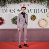 Juan Avellaneda, en la presentación de 'Días de Navidad'