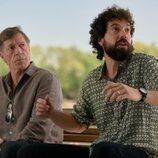 Ramón Langa y Juan Ibáñez en la segunda temporada de 'Pequeñas coincidencias'