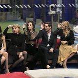 Los concursantes de 'GH VIP 7' comparten el mismo gesto en la Gala 13