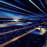 El escenario de Eurovisión 2020 diseñado por Florian Wieder