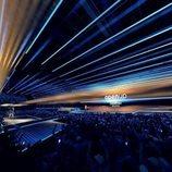 Pasarela en el escenario de Eurovisión 2020