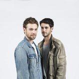 Pol (Carlos Cuevas) y Bruno (David Solans) en 'Merlí: Sapere Aude'