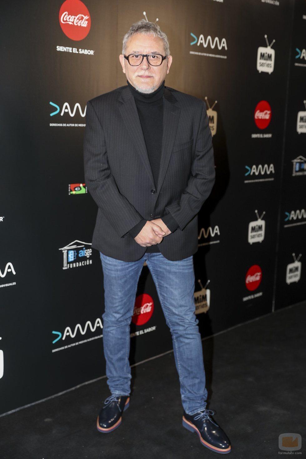 Jordi Frades en el Festival MIM Series 2018